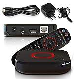 INFOMIR mag 424 - Receptor IPTV (4K, UHD, HEVC, H.265, Reproductor Multimedia)