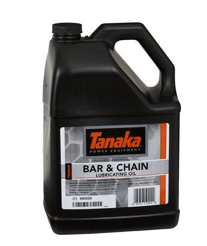 Tanaka 700321 Chain Saw Bar and Chain Oil