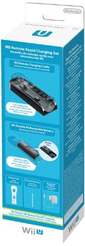 Schnellladeset für die Wii-Fernbedienung