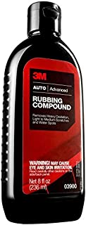 3M Rubbing Compound, 16 Oz