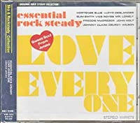 Essential Rock Steadylove Everyone