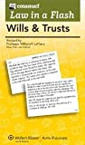Wills and Trusts (Law in a Flash Cards Ser)
