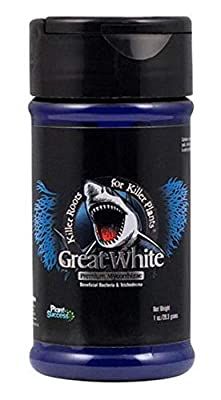 Great White PRPSGW01 FGGRWH-1OZ White Mycorrhizae, 1 oz, 1 Ounce