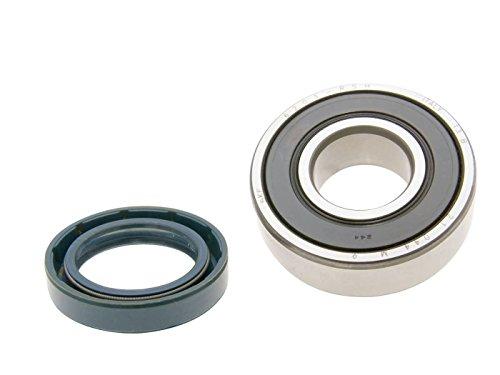 Lagersatz Radwelle Kurbelgehäuse für Minarelli/CPI Motoren 50ccm