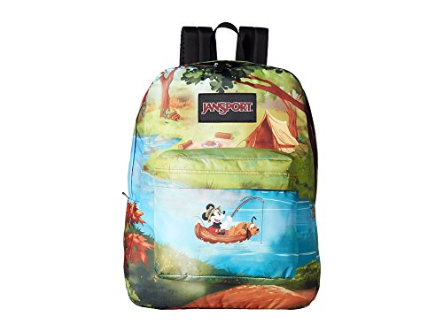 Jansport Backpack Disney High Stakes Mochila para Hombre Multi Talla Unitalla