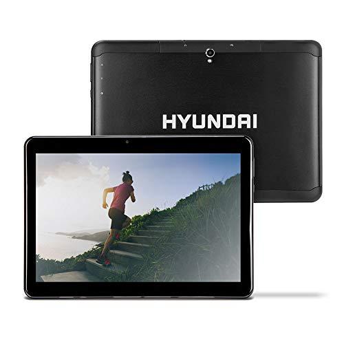 Hyundai Koral – Tablet 10″ Android 8.1 Oreo Go Edition, 16 GB, 2 GB RAM, 4G LTE