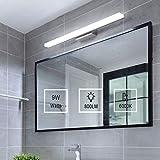 Yafido Aplique Espejo Baño Interior LED 40CM luz Baño Lámpara de...
