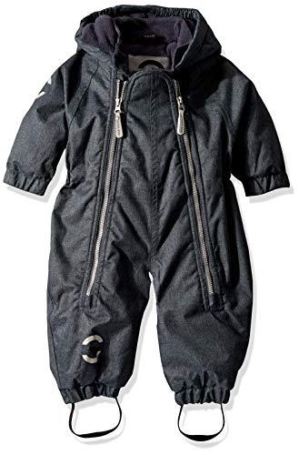 mikk-line Kinder Schneeanzug 110 Blue Nights