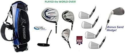 9e9d285279fa Amazon.com: X - AGX GOLF / Complete Sets / Golf Clubs: Sports & Outdoors