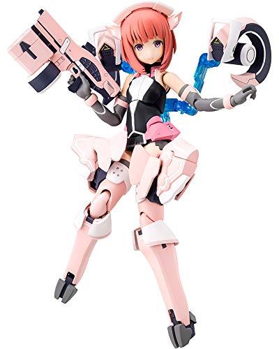 Megami Device Alice Gear Aigis Aikawa Aikawa Aika [Naiai] Total Height Approx. 6.3 inches (160 mm), 1/1 Scale Plastic Model