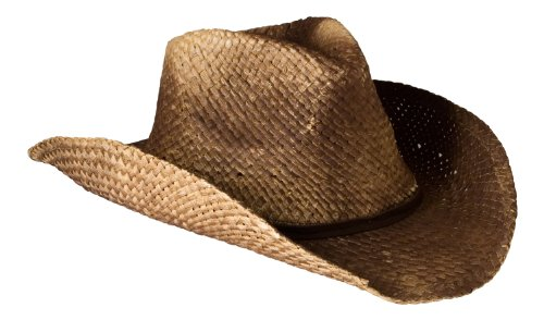 Gamble & Gunn - Chapeau western - Homme marron marron One Size 59cm Flexi Fit