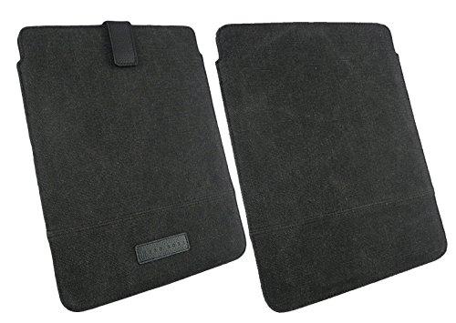 BOSS Original Hugo Pilot Denim Sleeve Case Cover In Retail Pack Suitable For Apple Ipad 2, Ipad 3 & Ipad 4