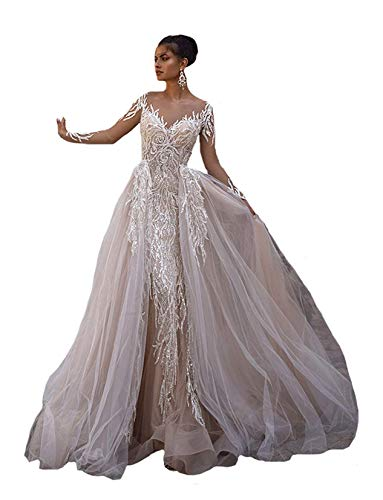 Sparkle Ball Gown Off the Shoulder Wedding Dress