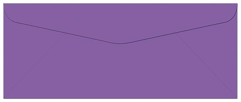 100 Lilac Purple #10 Envelopes - 9.5