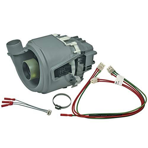 Heizpumpe Wärmepumpe Heizung für Geschirrspüler Spülmaschine passend für Bosch Siemens 00654575 654575 ersetzt 00644997 00647397 Küppersbusch 436682