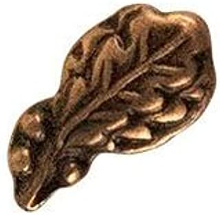 "1 Oak Leaf Cluster 5/16"" Bronze Ribbon Device"
