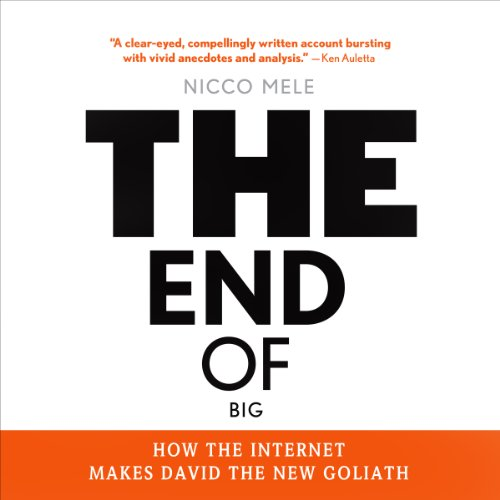 The End of Big audiobook cover art