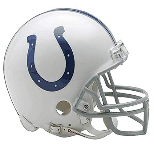 Riddell NFL Indianapolis Colts réplica Mini Casco de fútbol