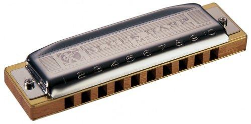 Hohner Blues Harp Mundharmonika in F-Dur