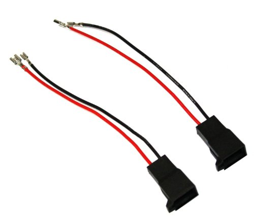 AERZETIX - C1853 - 2 x Lautsprecheradapter - für auto