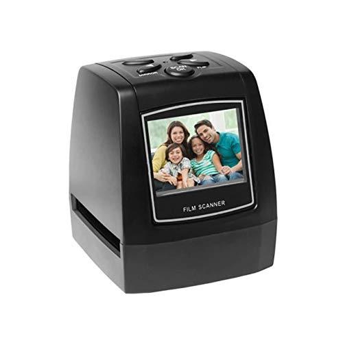 Emebay – Escáner de película de alta resolución con pantalla LCD, digitalizador...