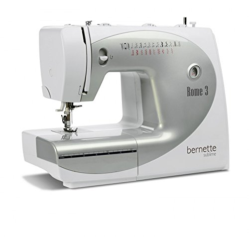 Bernette Rome 3 – Mejor máquina de coser Bernina en relación a su precio-calidad