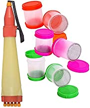 Style Up 1 Rangoli Pen with 6 Filler Making Rangoli kit