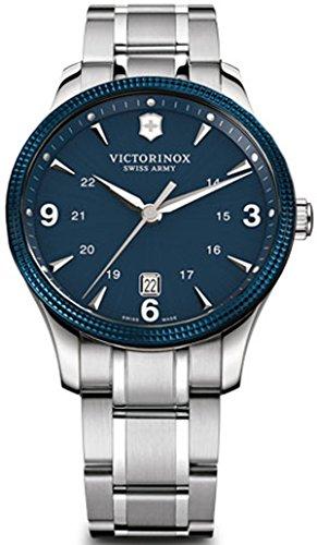 Victorinox alliance orologio Uomo Analogico Al quarzo con cinturino in...