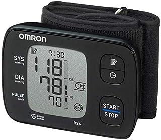 Omron BPM RS6 Wrist Blood Pressure Monitor
