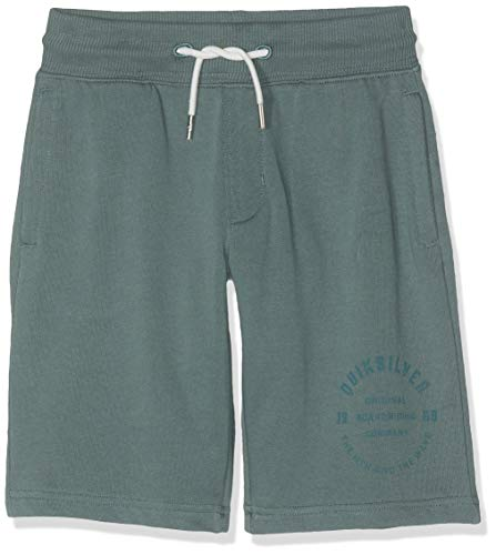 Quiksilver Jungen Everyday Track Short Youth Fleece Bottom, Stormy Sea, M/12