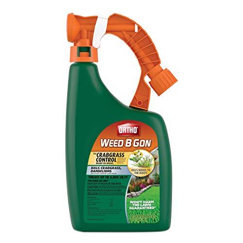 Ortho 9994110 Weed B Gon Plus Crabgrass Control Ready-To-Spray2, 32. oz