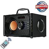 Best Bluetooth Speaker Fm Radios - Portable Wireless Bluetooth Speakers with FM Radio Subwoofer Review