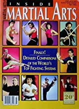 Fall 1993 Inside Martial Arts Magazine June Castro Harry Wong Jerry Trible Edgar Sulite James Mcneil Cover