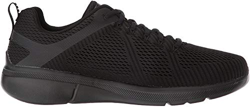 Skechers Herren Equalizer 3.0-52927 Sneaker, schwarz, 44 EU