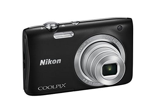 """Nikon COOLPIX S2900 20.1MP 1/2.3"""" CCD 5152 x 3864Pixeles Negro - Cámara digital (Cámara compacta, 1/2.3"""", CCD, 5152 x 3864 Pixeles, 20M [5152 x 3864]. 10M [3648 x 2736]. 4M [2272 x 1704]. 2M [1600 x 1200]. VGA [640 x 480]. 16:9 (14M, 1:1, 16:9)"""