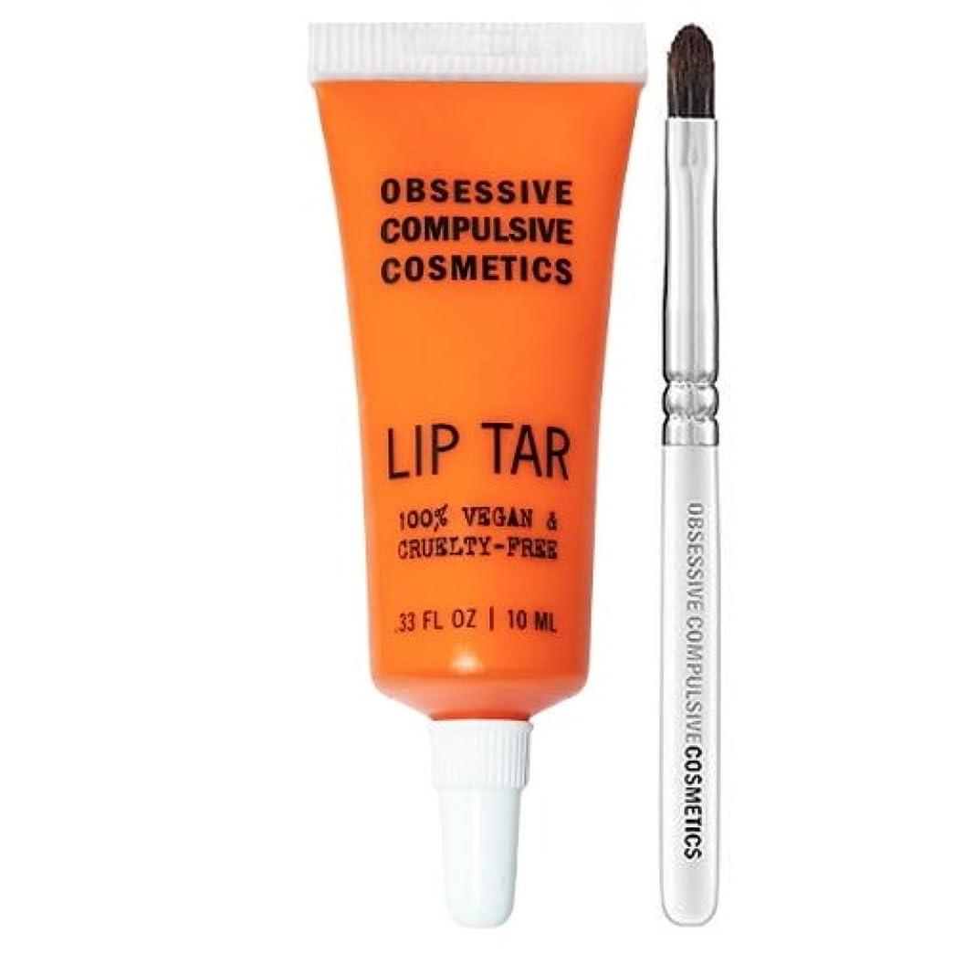 ライドパブ原子炉(3 Pack) OBSESSIVE COMPULSIVE COSMETICS Matte Lip Tar - Beta (並行輸入品)