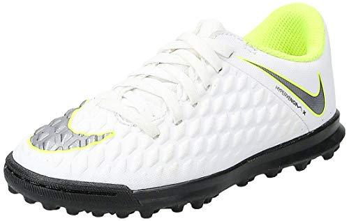 Nike Hypervenom Phantom X 3 Club TF JR AJ3790, Botas de fútbol Unisex niños, Multicolor (Indigo 001), 33.5 EU