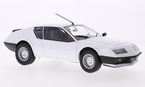 Alpine Renault A310, Weiss, 1981, Modellauto, Fertigmodell, Norev 1:18