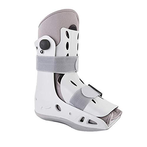 RUXMY Great Short Fracture Walker Boot - Bota de Walker de Fractura Fija - Bota de Protección Ultra Fixed Walker para Lesiones por Fracturas de Pie, Tobillo y Pierna