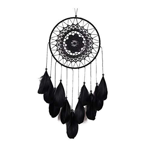 Artículos para el hogar Decoración nórdica ideal del colector de decoración de interior Blanco Negro de habitaciones Dreamcatcher partido de las muchachas Decoración de la boda Decoración hogareña