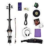 T-XYD Violoncelle électrique 4/4 Pleine Grandeur Cello Professional...