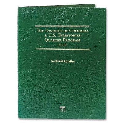 2009 – P&D D.C. & U.S. Territories Quarter Collection...