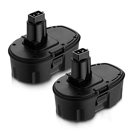 2Pack 18V 3.6Ah DC9096 Replacement for Dewalt 18 Volt XPR Battery Compatible with Dewalt Dewalt DC9098 DC9099 DE9039 DE9096 DE9098 DW9099 DW9098 DE9503 Batteries