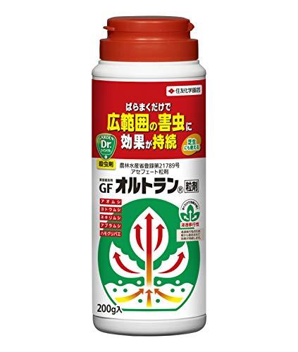 住友化学園芸 殺虫剤 家庭園芸用GFオルトラン粒剤 200g