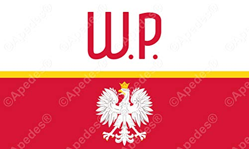 Armia Krajowa Polnische U-Bahnstaat Computer Tablet Aufkleber Aufkleber 7,6 x 12,7 cm