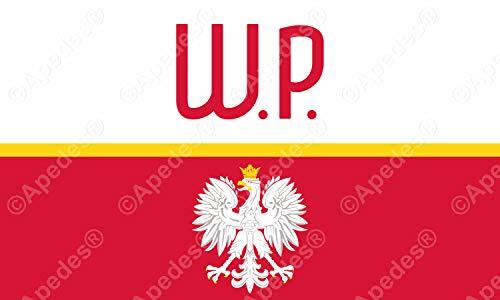 Armia Krajowa Polnische Underground State Computer Tablet Aufkleber 7,6 x 12,7 cm