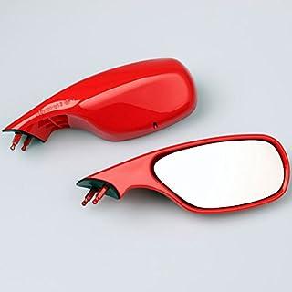 Spiegel Set rot passend für Ducati 748 916 996 998 Bj. 1994 2003