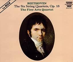 Beethoven: The Six String Quartets, Op. 18