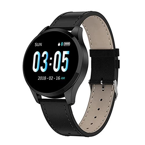Ake Brazalete Inteligente Hartslagmeter Waterdicht Fitness Tracker Bluetooth Reloj Pulsera Q9 con Android y iOS,C