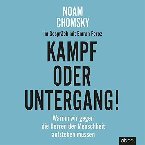 Kampf oder Untergang! audiobook cover art